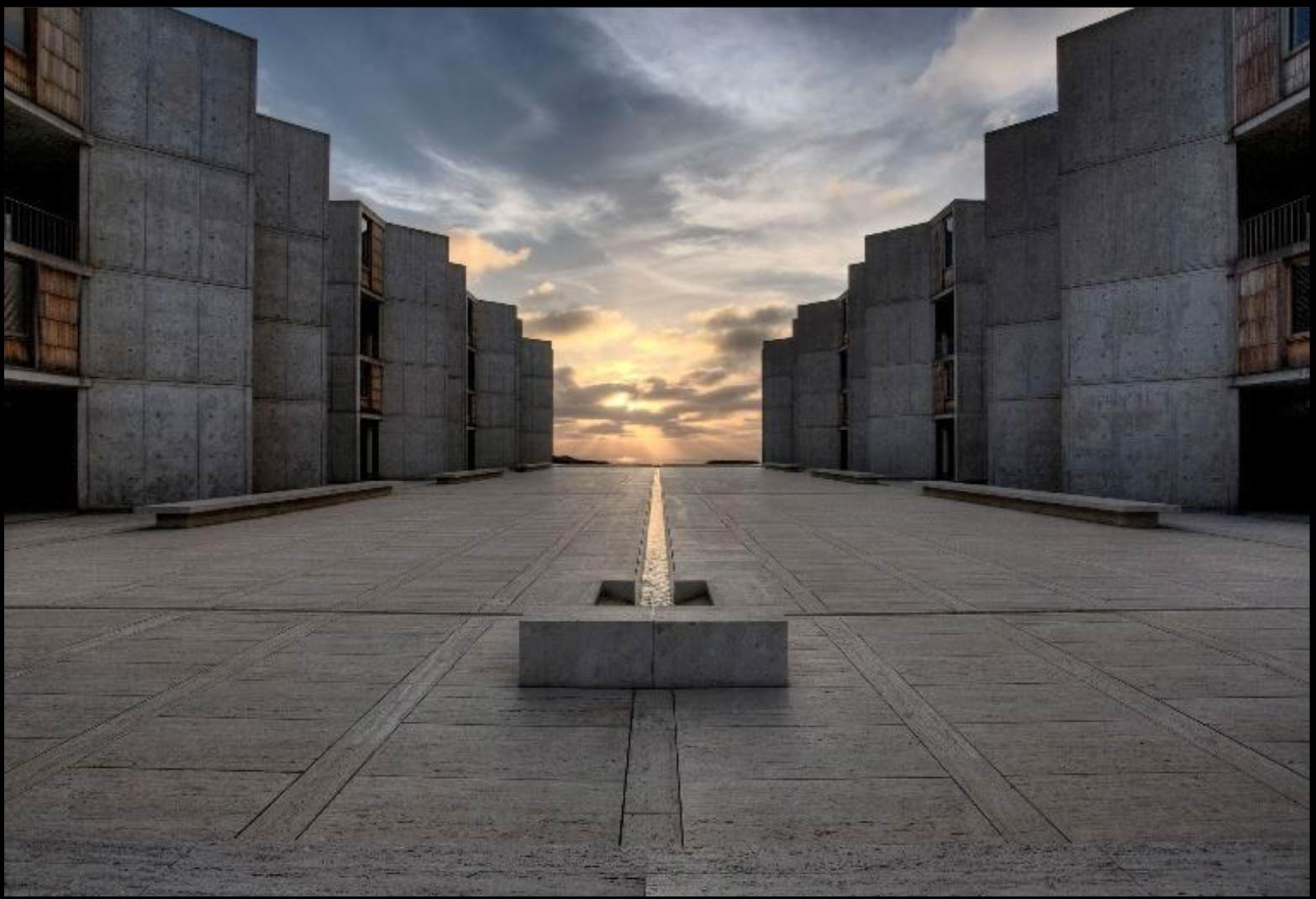 The Salk Institute, California