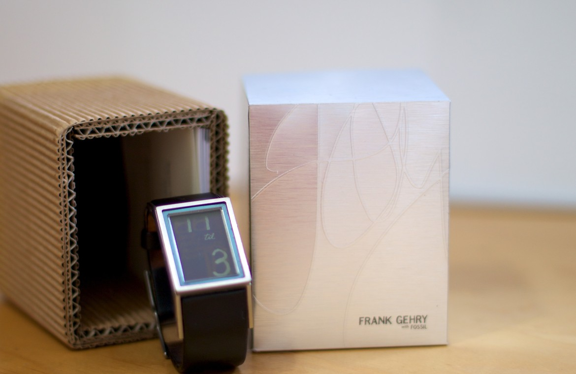 Frank Gehry Watch
