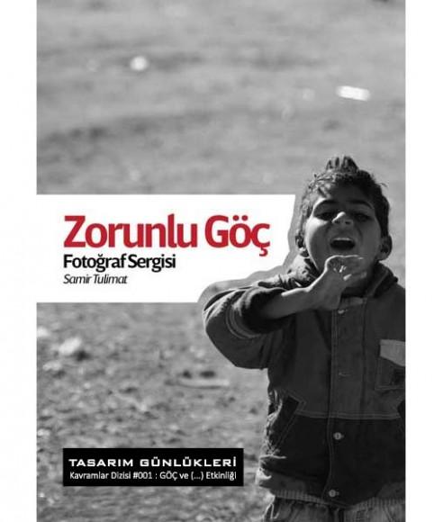Zorunlu Göç fotoğraf sergisi 28-29 Kasım 2015 tarihlerinde İzmir Mimarlık Merkezindeydi.